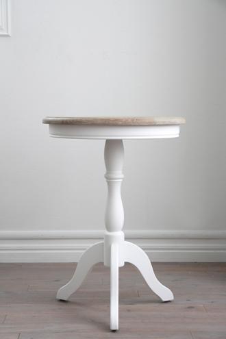 SGDラウンドテーブルホワイトTopナチュラルA