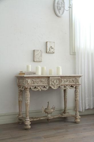 Gustavian Antique コンソール