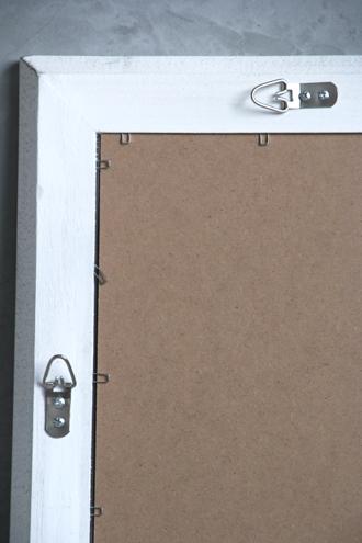 SGDミラーバロック(プレーン)ストーンホワイト