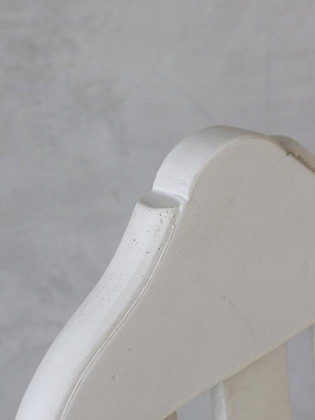 BlancNatureダイニングチェアNoahホワイト