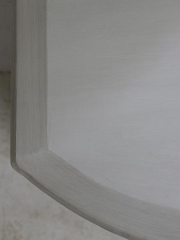 BlancNatureサイドボードCamilleアッシュ&ライトグレー