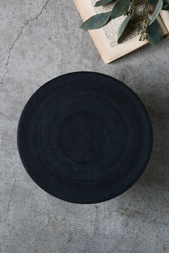 fractalケーキスタンドM ブラック