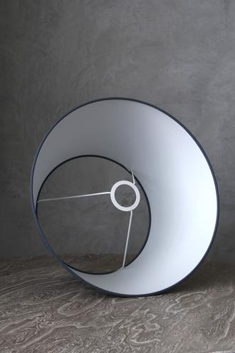 BLANC D'IVOIREシェードConicalオーシャン35cm