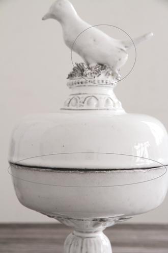 JBAdeV,creations depuis 1993 / Jean Baptiste Astier de Villatteルイ14世アンティークボックスBird(077/300/000)