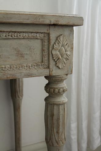Gustavian Antique レクタングラーテーブル