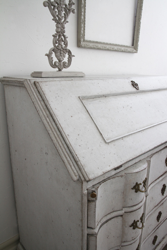 Gustavian Antique ビュロー1750-1770年