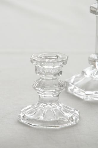 QUAINT&QUALITYガラスキャンドルホルダーOCTOGONAL MINI