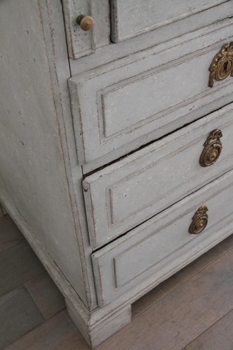Gustavian Antiqueビュロー1790年代