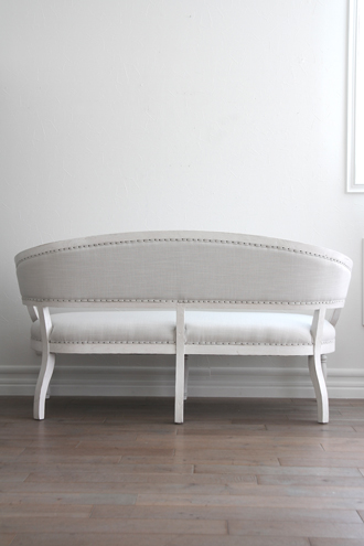 BlancNatureソファ アンティークホワイト