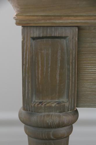 Sarahダイニングテーブルドロワー付き180cmナチュラル