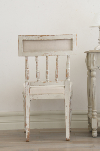 Gustavian Antique チェア Marie