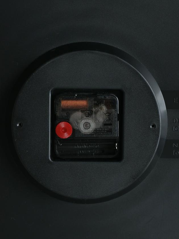 NEW GATEウォールクロックMR ARCHITECTダークグレー41cm
