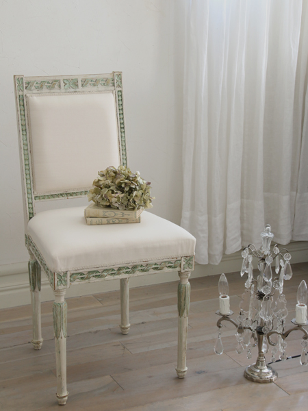 Gustavian Antique チェア Sophia