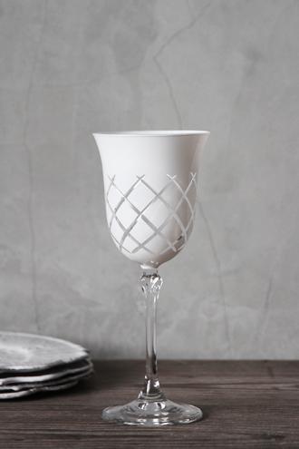 BLANC D'IVOIRE PALOMAワイングラスホワイト