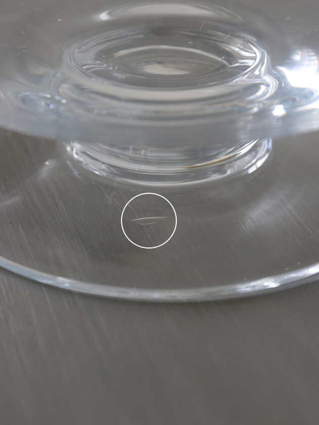 Cote TableガラスジャーGUIMAUVE M