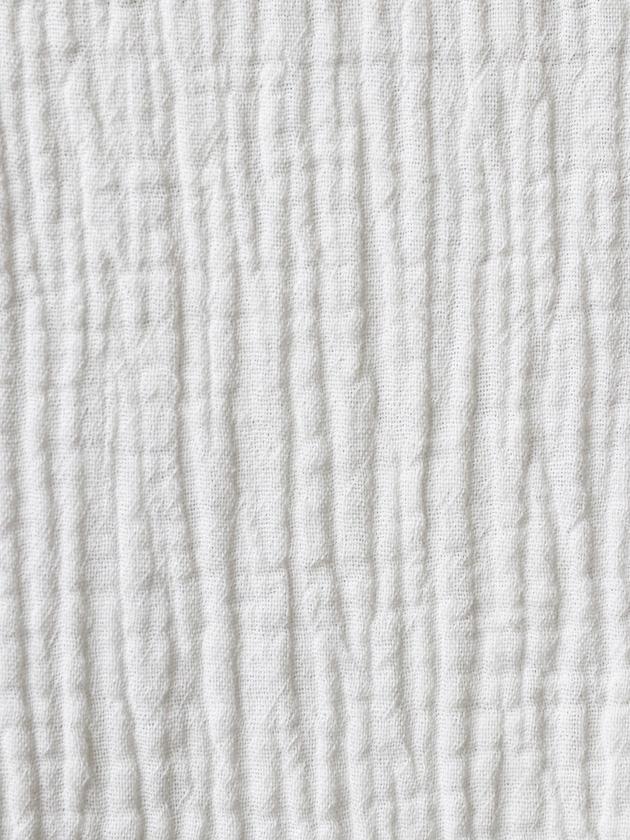 Chez moiテーブルランナーUrban Corinzioサイドレース オフホワイト40x150cm