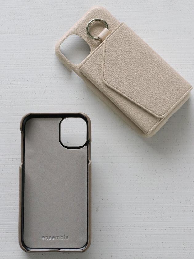 iPhone11ケースensemble PORTE