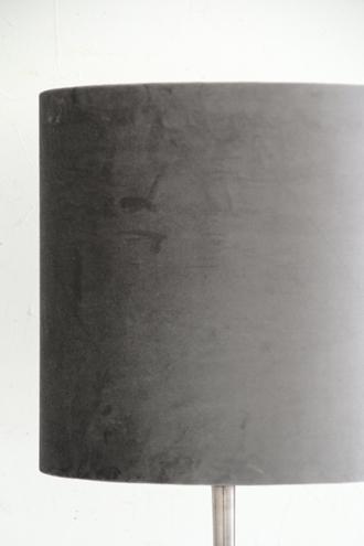 Light&Living シェードシリンダーダークグレー30cm
