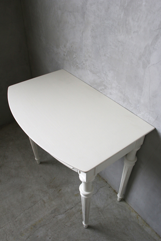 Sarahドレッサーテーブルホワイト
