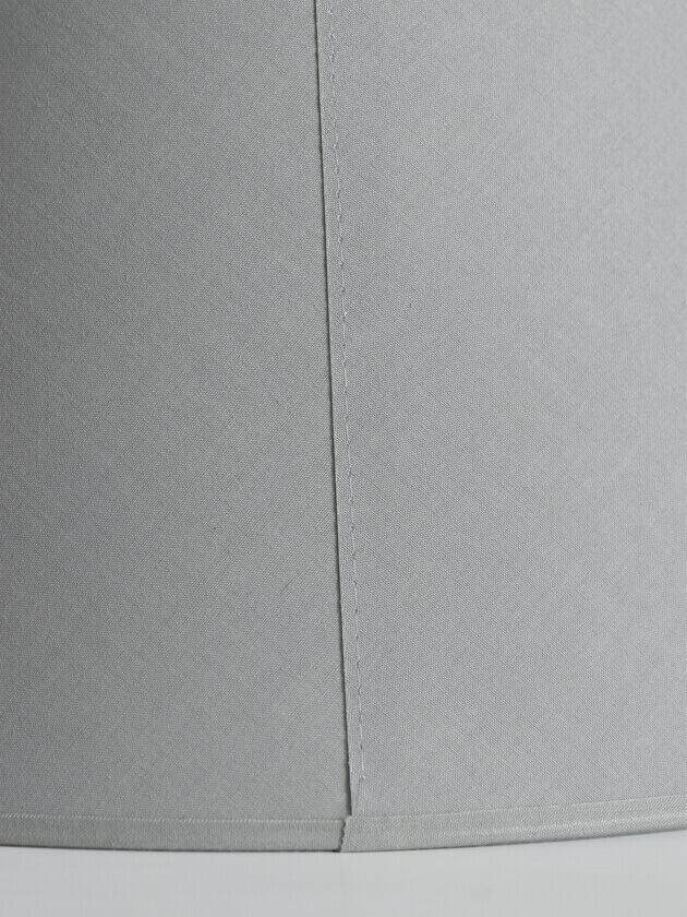 BLANC D'IVOIREシェードConicalグレー35cm