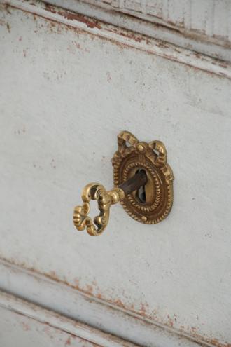 Gustavian Antiqueチェスト 1790年頃