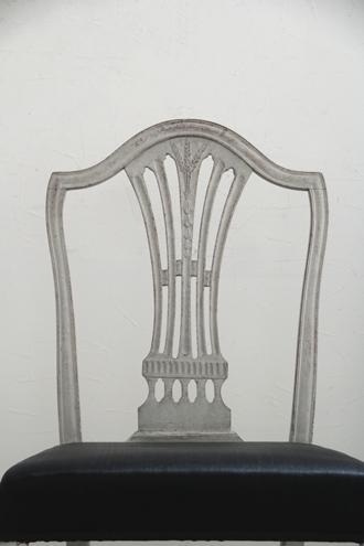 Gustavian Antique グレーチェア1790年代