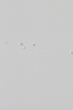 SGDガラスキャビネットアリエルホワイト