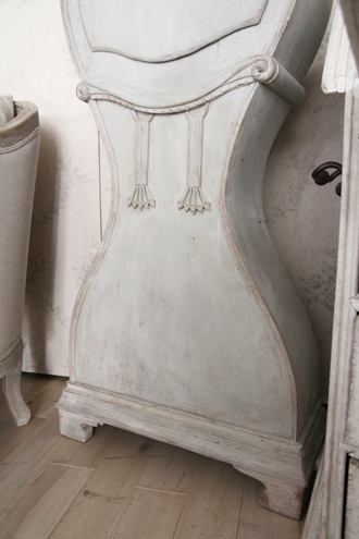 Gustavian Antiqueモラクロック1800年代