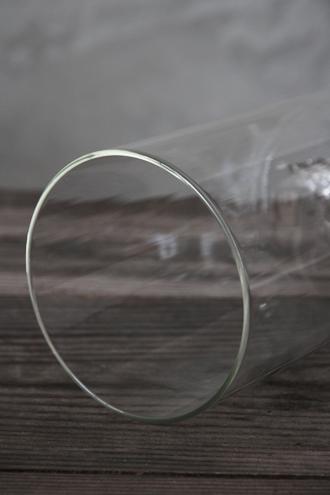 Carronローズハンドルガラスドーム