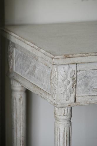 Gustavian Antiqueコンソールテーブル1820年代