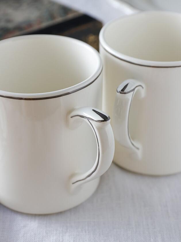 GienマグカップFilet TAUPE