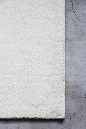 LOCAL WOOLEN COURTカーペット ホワイト