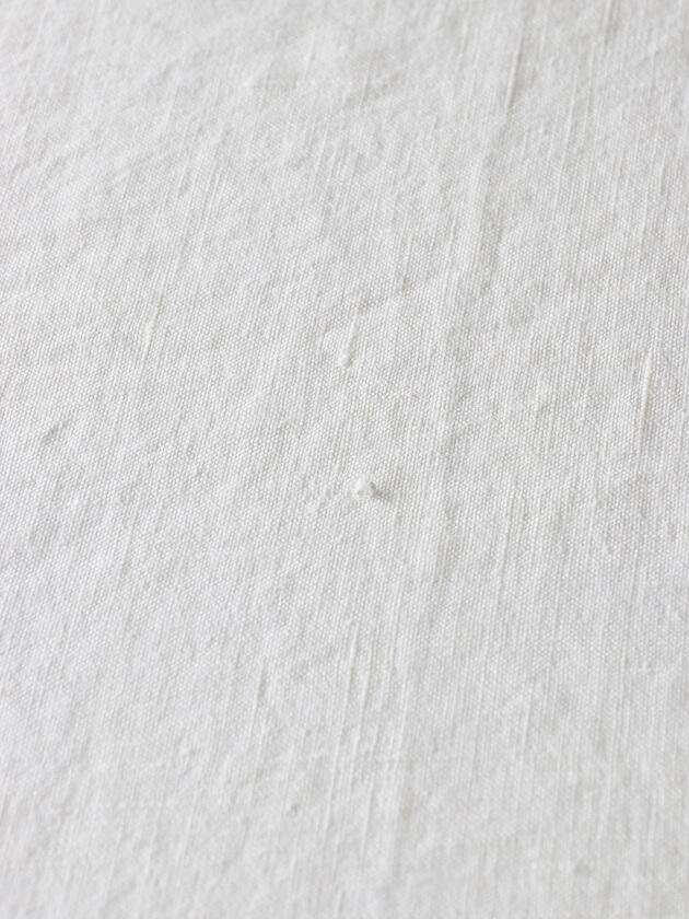 リネンテーブルクロスRufflesホワイト