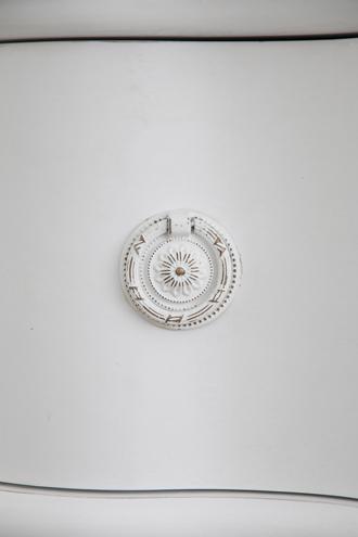 ClassicチェストMarcoオールブラッシュホワイト(奥行55cm)