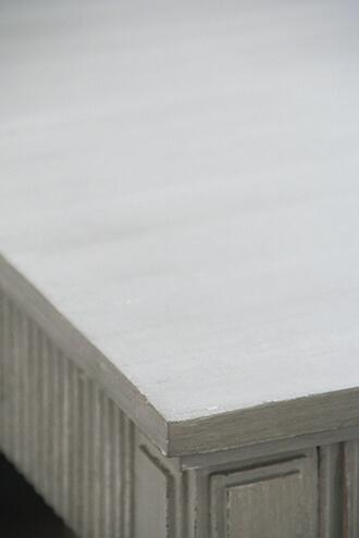BLANC D'IVOIREダイニングテーブルKARL150cmマスティック
