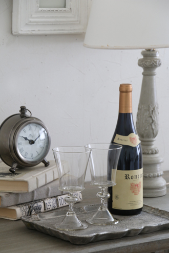 TERUSKA ElineワイングラスM スモーク