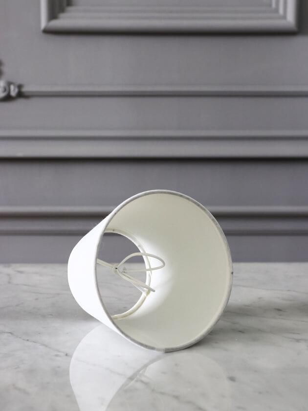QUAINT&QUALITYクリップシェードホワイト12cm