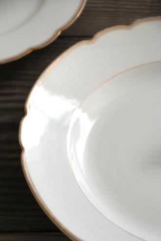 フレンチアンティーク大皿A