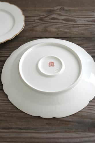 フレンチアンティーク大皿B