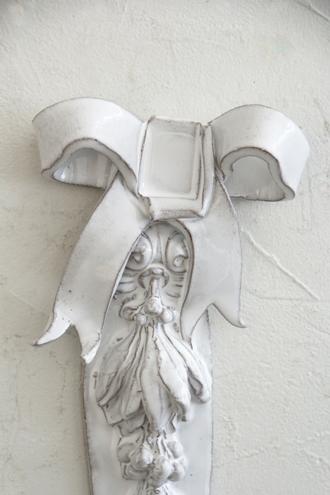 JBAdeV,creations depuis 1993 / Jean Baptiste Astier de Villatteレジェンスリボン飾り(002/323)