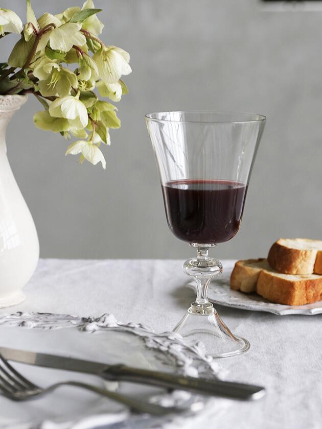 TERUSKA JuliaワイングラスM スモーク