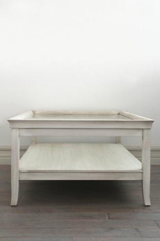 【配送地域限定】MisEnDemeureコーヒーテーブルROUSSILLON120cm x 80cm