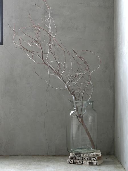 Fiorira un Giardinoガラスベース40cm