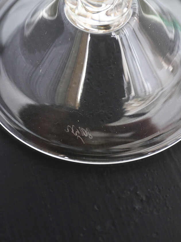 TERUSKA Juliaフルートグラス スモーク