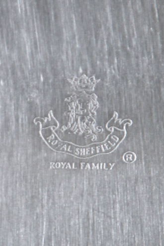 Royal Familyシルバートレー