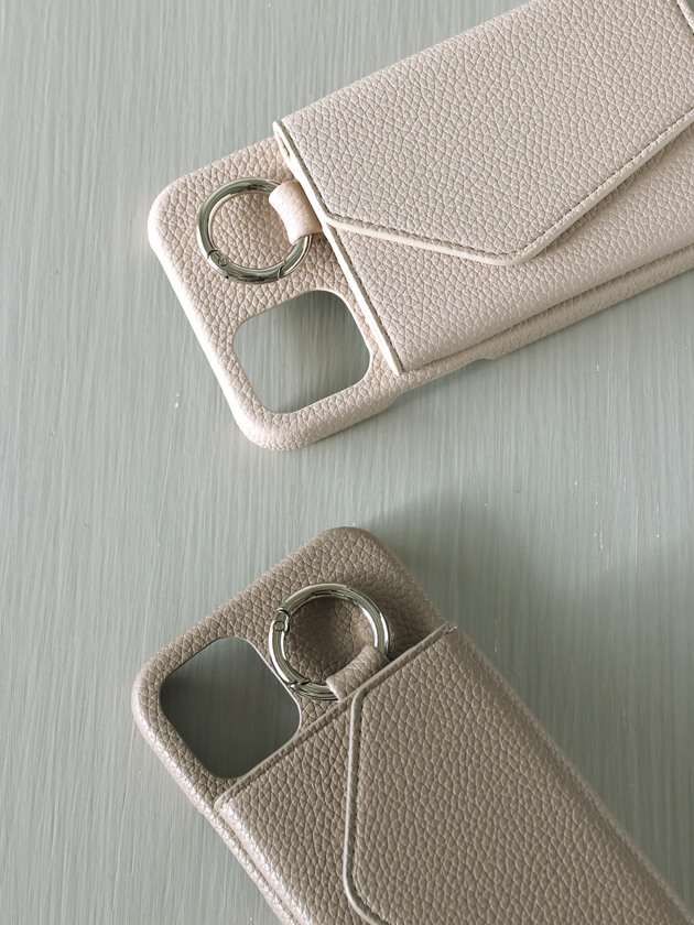 iPhone12miniケースensemble PORTE