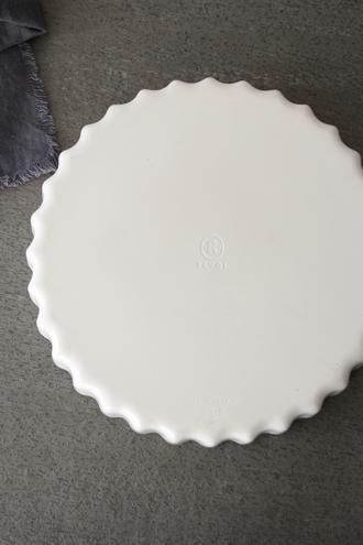 REVOLパイディッシュホワイト30cm