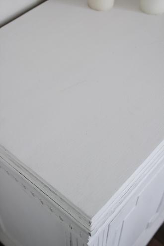 BLANC D'IVOIREサイドボードADRIEN PMアンティークホワイト