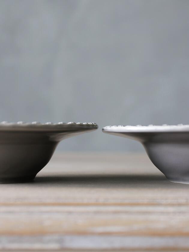 PotteryJoスープ・パスタプレートDAISYホワイト21cm