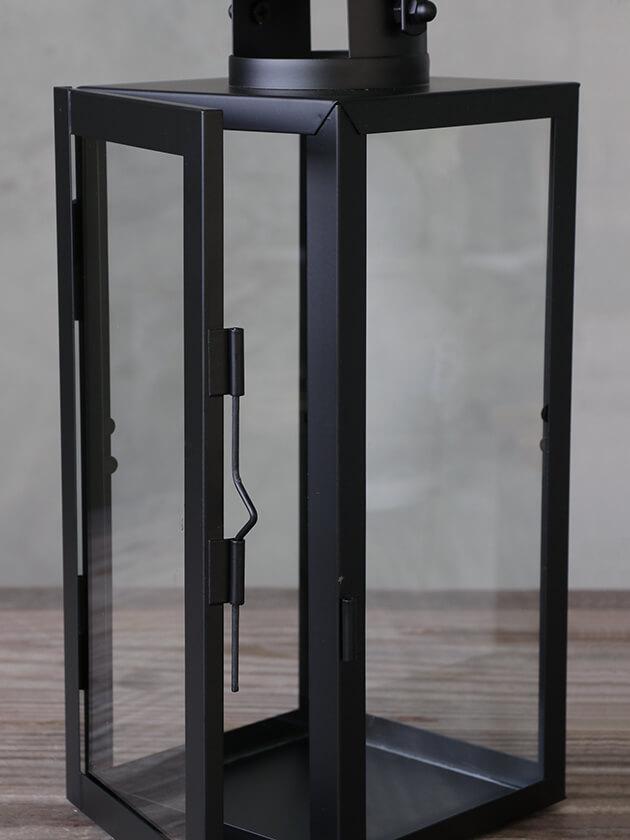 Cozy Livingランタン ブラック30cm
